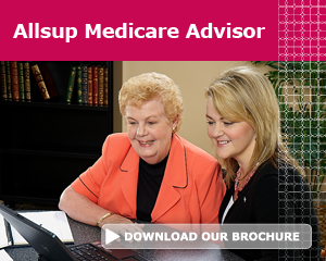 Download our Allsup Medicare Advisor brochure